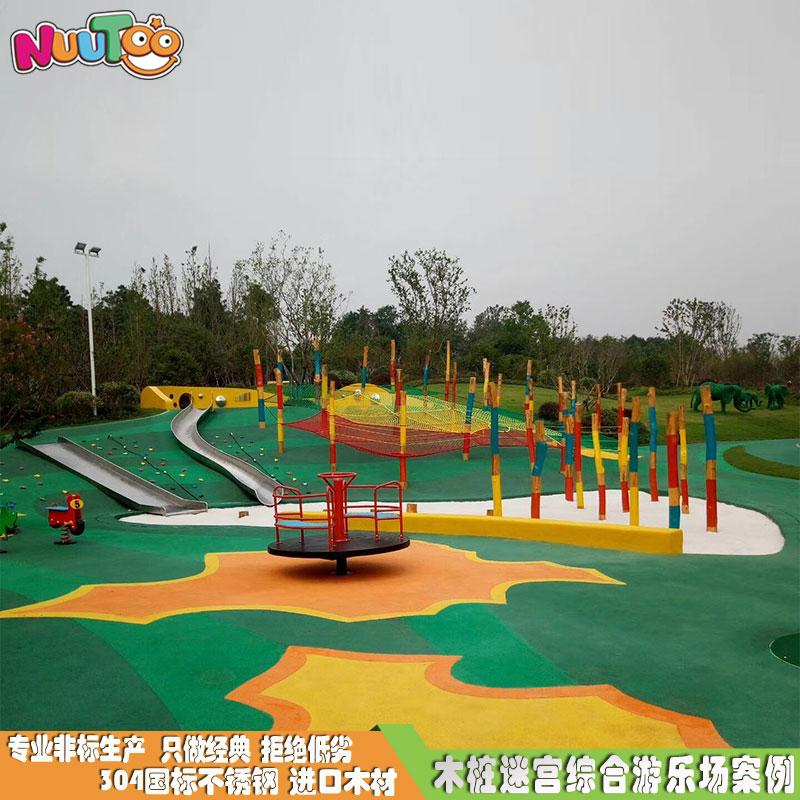 木桩迷宫综合游乐场4