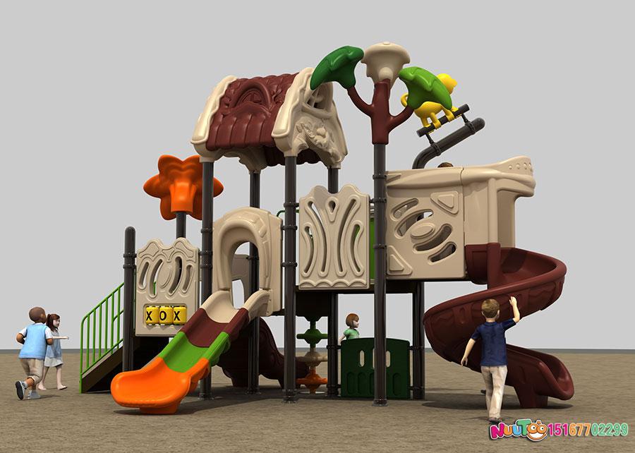 滑滑梯+组合滑梯+小博士+游乐设施+树屋 (11)