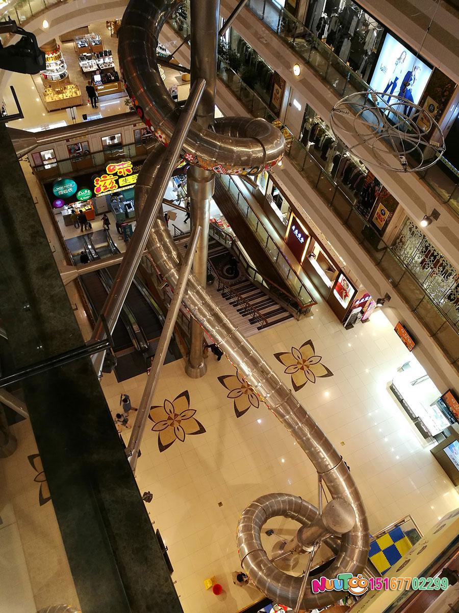 乐图非标游乐+不锈钢滑梯+上海巴黎春天 (111)
