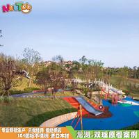 户外大型个性化非标游乐设备 定制组合滑梯 儿童游乐场设备设施LT-JG001