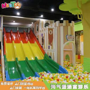 淘气堡乐园 儿童淘气堡迷宫设计 室内游乐场游乐设备LE-TQ003
