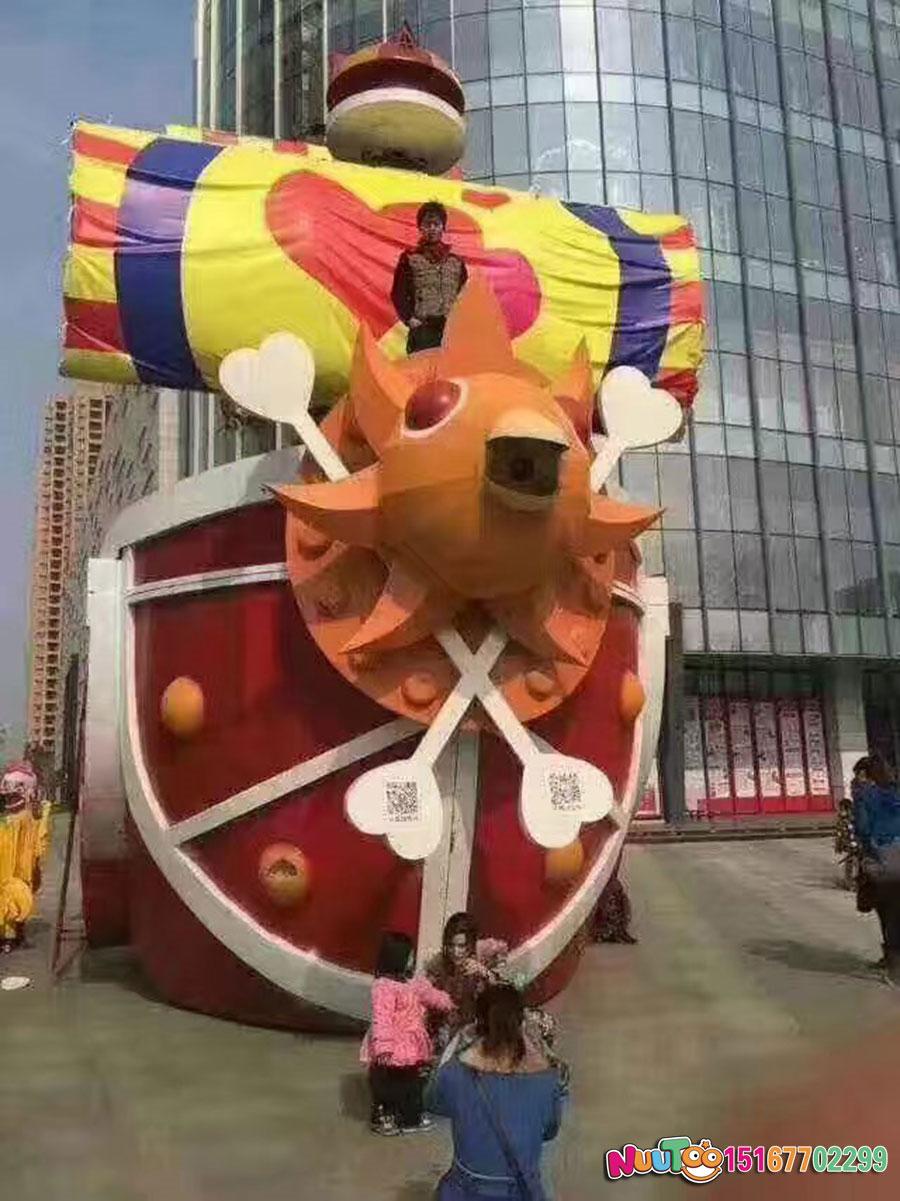 乐图非标游乐+海盗船+户外儿童乐园设备-(1)