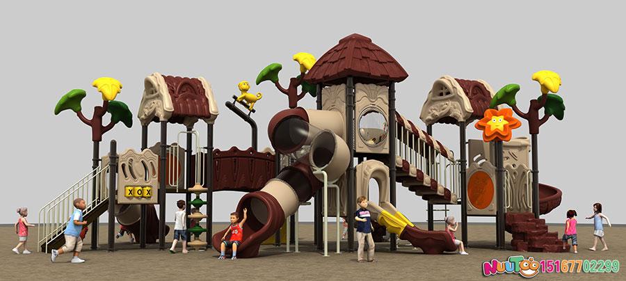 滑滑梯+组合滑梯+小博士+游乐设施+树屋 (19)