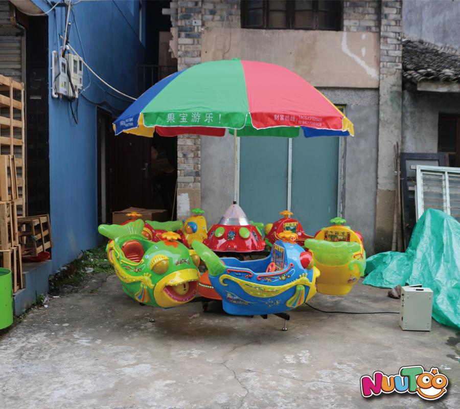 兒童游樂設備的維護和管理