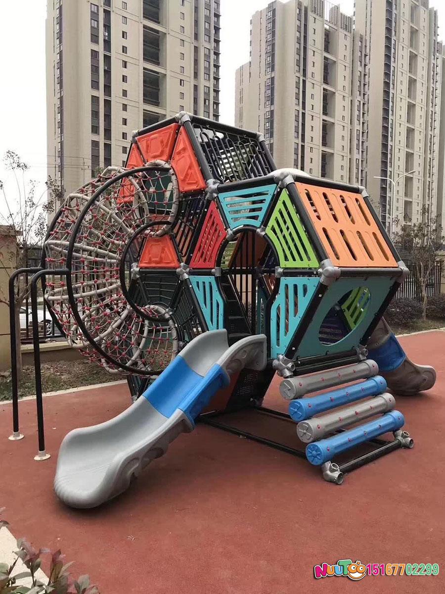 非标游乐+组合滑梯+儿童乐园 (10)