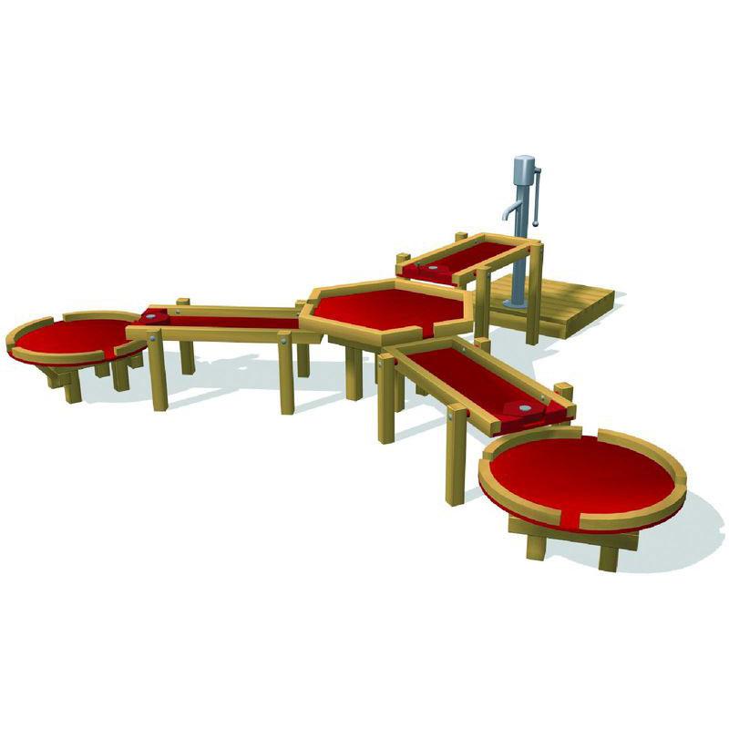 沙水游戏+水上游乐+沙水游乐+沙池+沙池游乐74