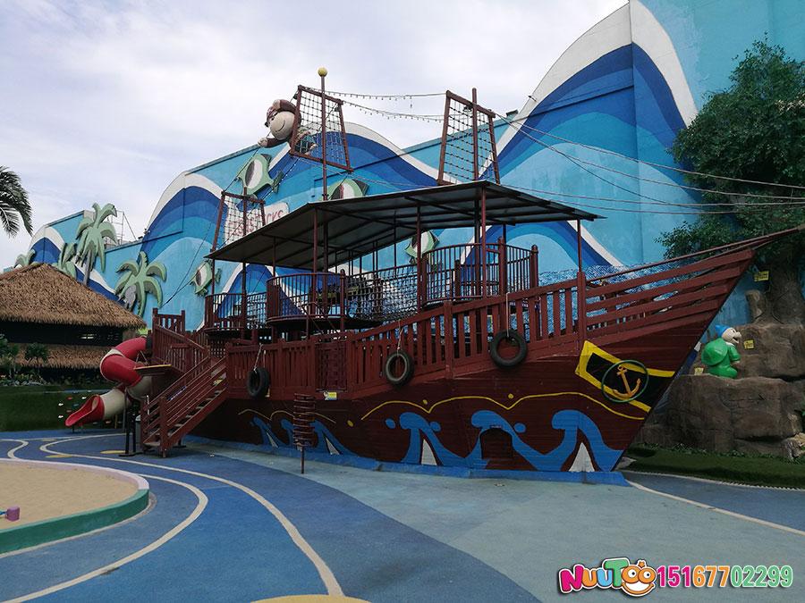 乐图非标游乐+海盗船+室内儿童乐园+水上游乐设施-(21)