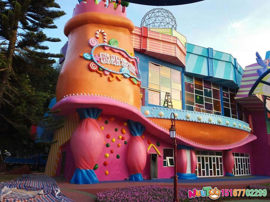 一個夢幻般的兒童樂園,帶您感受童年的該有的樂趣!