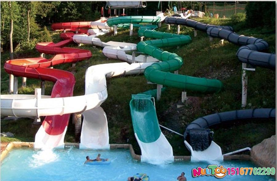 水上滑梯+水上游乐设备+儿童游乐设施 (42)