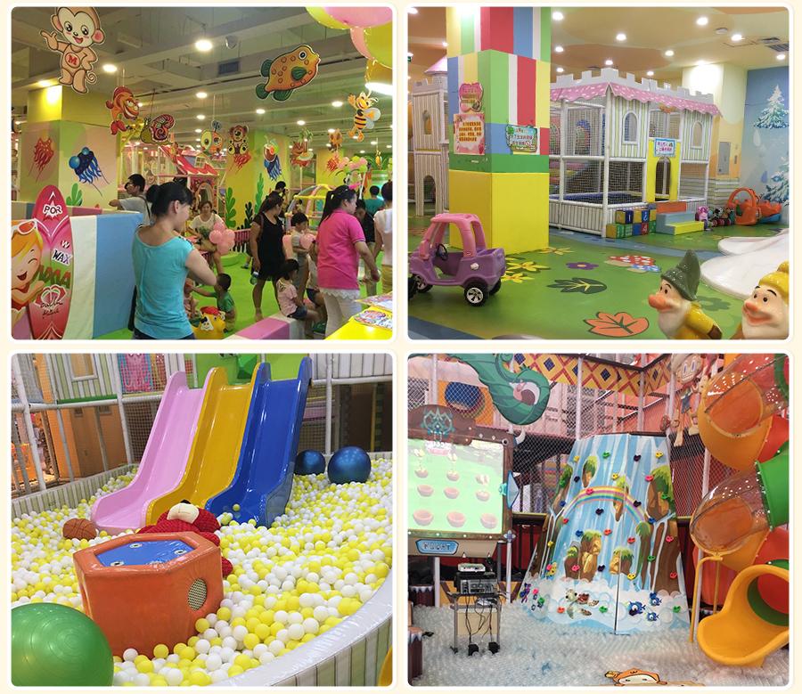 儿童乐园设备+游乐场设备+淘气堡 (8)