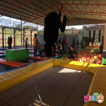 兒童室內樂園衢州飛鴻戶外大型蹦床公園