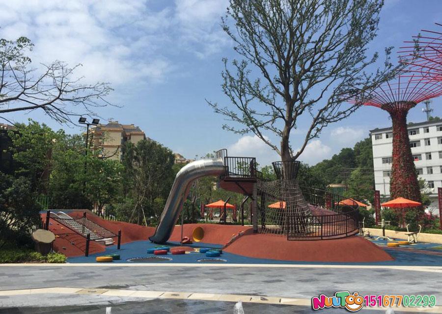非标游乐+组合滑梯+儿童乐园 (3)