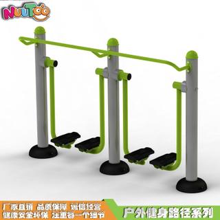 平步機室外健身器材_樂圖非標游樂