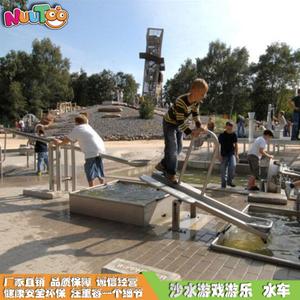 流水沙水盘 不锈钢取水组合戏水沙水盘 沙池非标游乐设备
