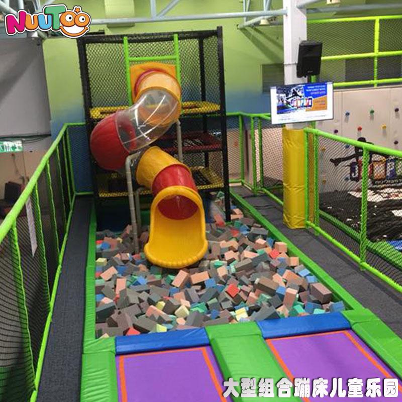室内儿童乐园+大型蹦床乐园+蹦床厂家 (37)