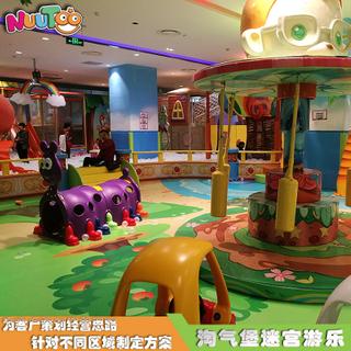 淘氣堡樂園 淘氣堡設備太森林系列LE-TQ008