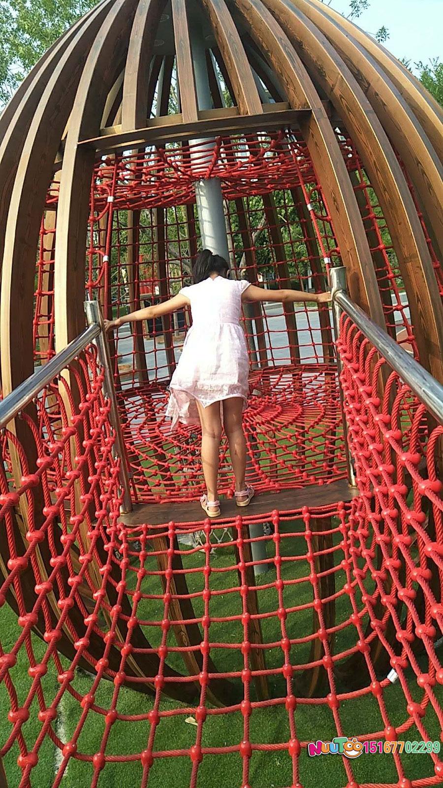 核桃乐园+非标游乐+组合滑梯+游乐设备-(27)