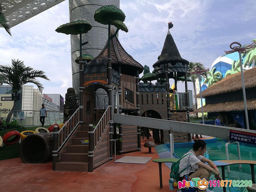 乐图非标游乐+海盗船+室内儿童乐园+水上游乐设施-(8)
