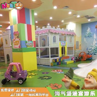 大型淘氣堡 淘氣堡樂園城堡系列LE-TQ009